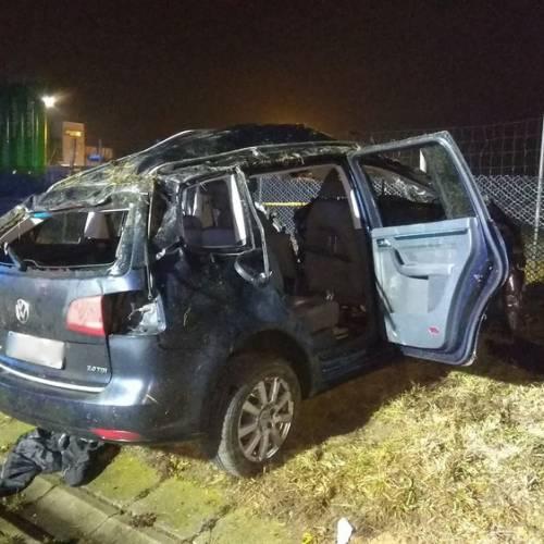 7. Autostrada A4 – Wypadek drogowy