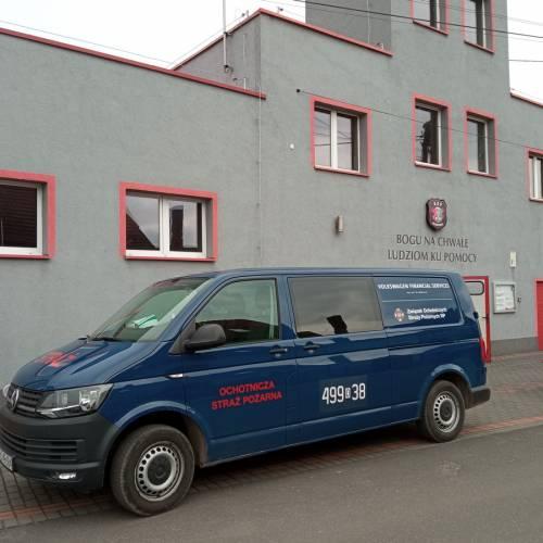 5. Transport asortymentu z RARS – Dziergowice, Koźle
