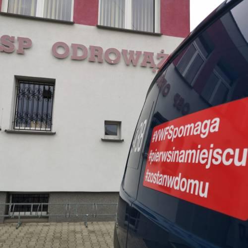 12. Transport asortymentu z RARS – Odrowąż, Siedlec, Pisarzowice